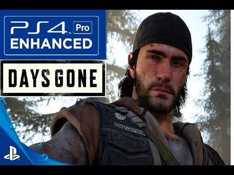 "PS4's ""Days Gone"" Will Be at E3 2017 in a Big Way - 4K & HDR On PS4 PRO"