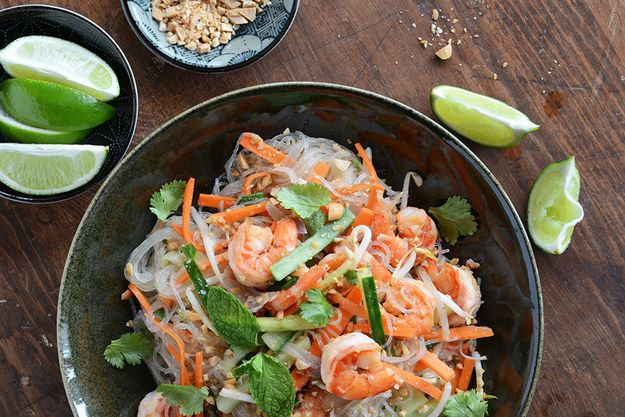 Ensalada de rollo de verano vietnamita | 34 Recetas nutritivas que son perfectas para cualquier época del año