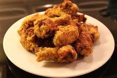 KFC fűszeres csirkeszárnyak ropogós bundában házilag!!