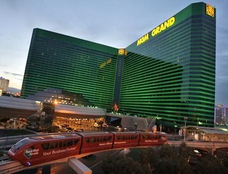 Las Vegas Casinos Worth Walking Past or Going In! - MGM Grand, Las Vegas