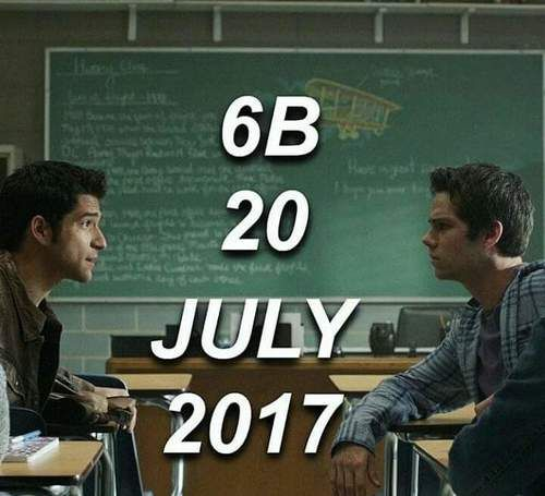 Teen Wolf - Season 6B
