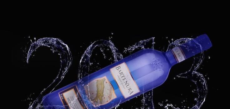 Bartenura Blue 2013. #Bartenura #Moscato #Blue #2013