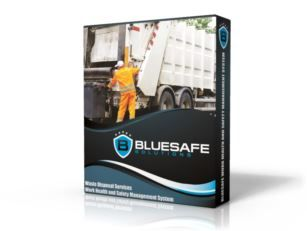 Waste Disposal Services Safety Management System - BlueSafe Australia Pty Ltd.....The Waste Disposal Services WHS Policy and Procedures Manual is an induction manual which needs to be provided to and signed off by each employee or sub-contractor with the induction sign off page which is included at the back of the manual.