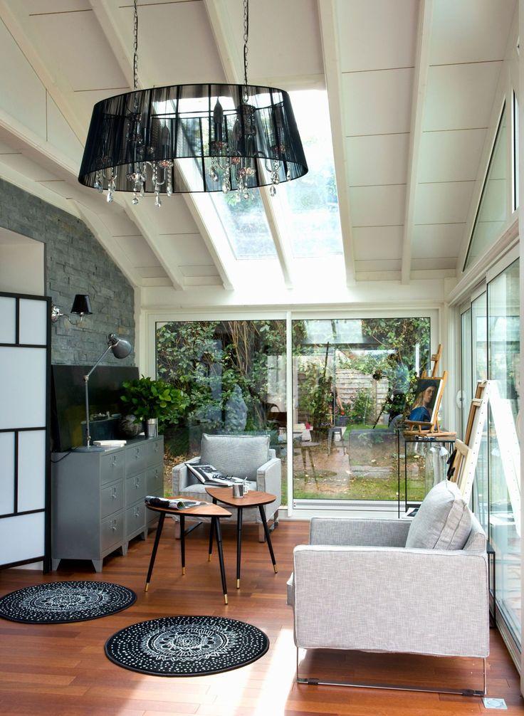 17 meilleures id es propos de aspects du bois sur pinterest meubles en bo - Hauteur plafond maison ...