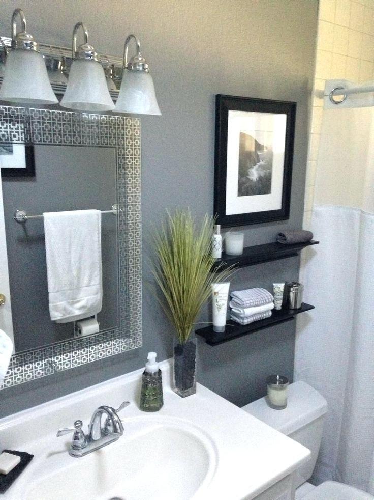 Small Bathroom Decor Ideas Gray Bathroom Ideas For Relaxing Days And Interior Design Decoracion De Banos Pequenos Ideas De Decoracion De Banos Diseno De Banos Bathroom decorating ideas with grey