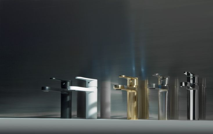 Bongio black white gold steel chrome finishes for bathroom shower heads and mixer taps
