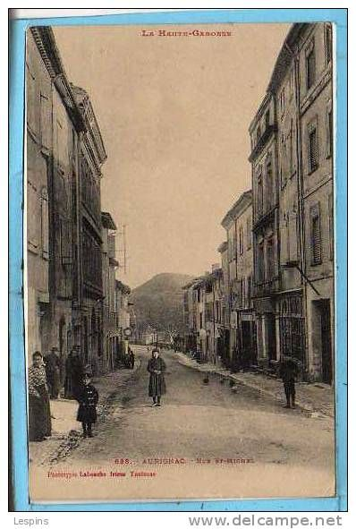 aurignac rue st michel