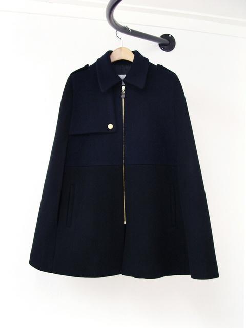 al,thing - Black & navy cape
