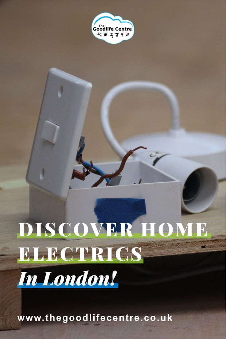 Learn Basic Household Electrics In An Evening In Central London Electric House Diy Workshop Diy Plumbing