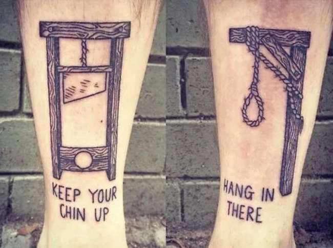 clever tattoos ideas