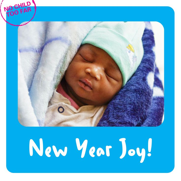 HAPPY NEW YEAR! Wishing you, and children around the world, a year filled with peace, love and joy! Here's to new beginnings, where anything is possible for every child. www.unicef.ca