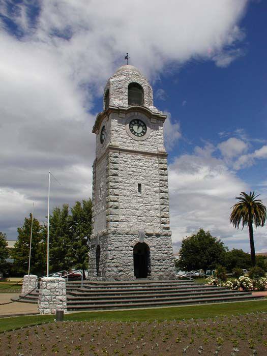 Blenheim war memorial, Wellington, New Zealand