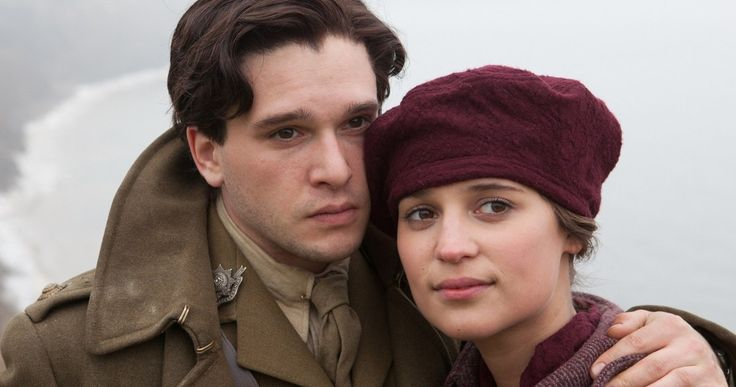 'Testament of Youth' Trailer Starring Kit Harington -- 'Game of Thrones' star Kit Harington plays a World War I soldier in the first trailer for Sony Pictures Classics' 'Testament of Youth'. -- http://movieweb.com/testament-of-youth-movie-trailer/