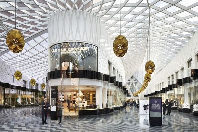 Completed Buildings, Shopping category winner: Victoria Gate, London by ACME.