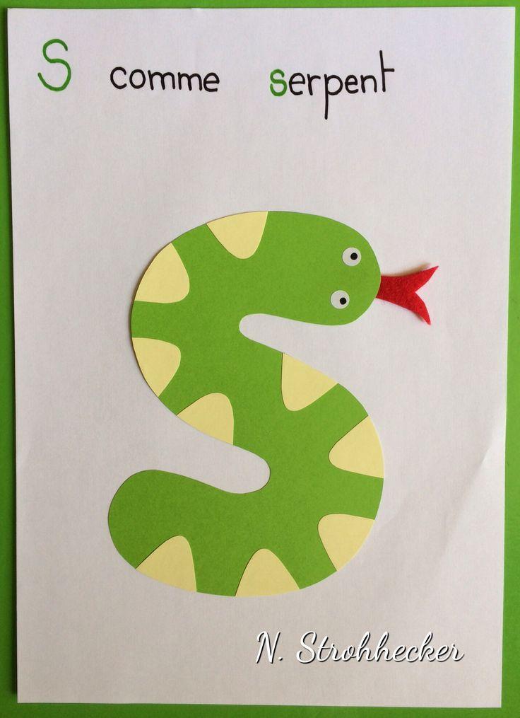 S comme serpent