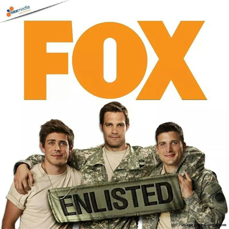 """Ikuti terus kelucuan kelucuan para angkatan darat Amerika dalam serial """"Enlisted"""" tayang jam 19.25 WIB di FOX channel"""
