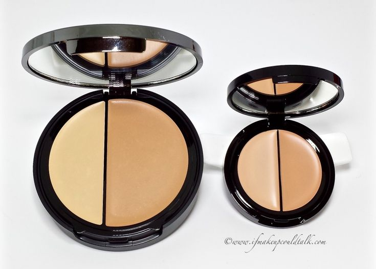 Eve Pearl Medium Hd Dual Foundation, Salmon Concealer