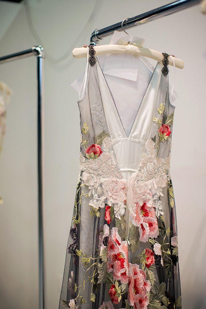 Bridal Fashion Week: Claire Pettibone!   Read more - http://www.stylemepretty.com/2013/10/30/bridal-fashion-week-claire-pettibone/