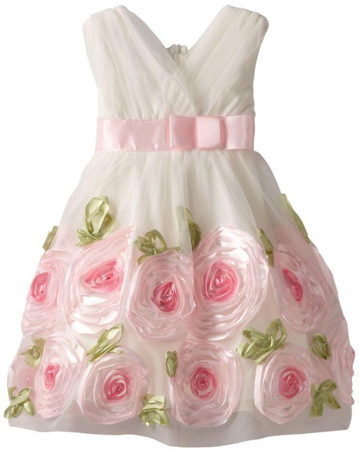 46 best vestidos para niñas images on Pinterest | Ropa de niñas ...