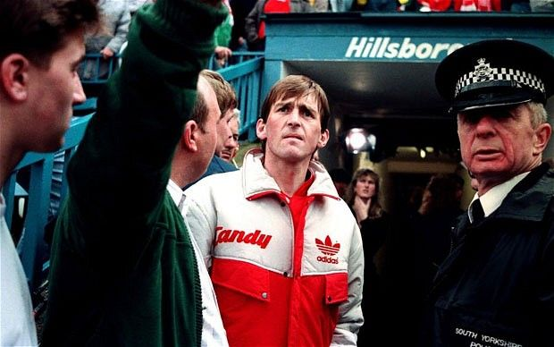 ♠ Darkest hour: Dalglish was managing Liverpool when disaster struck at Hillsborough in April 1989 #LFC #History #Legends
