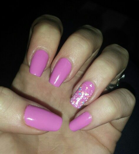 My pinky nails