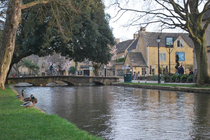 Bourton-on-the-Water is known as the 'Venice of the Cotswolds' for its quaint bridges over the River Windrush, which runs right through the centre of the village.