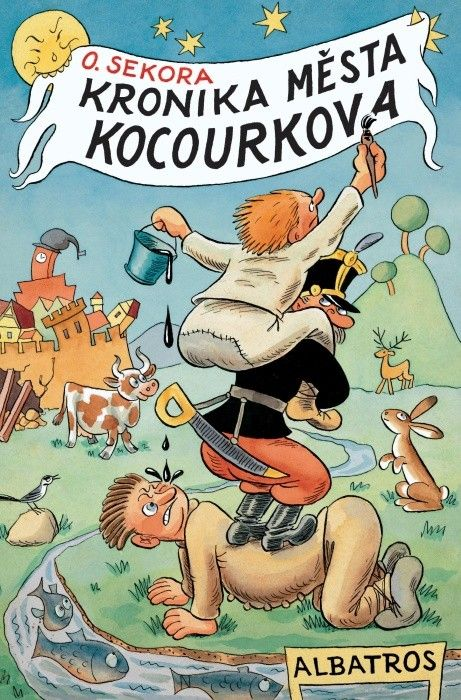 Czech illustration – Ondřej Sekora
