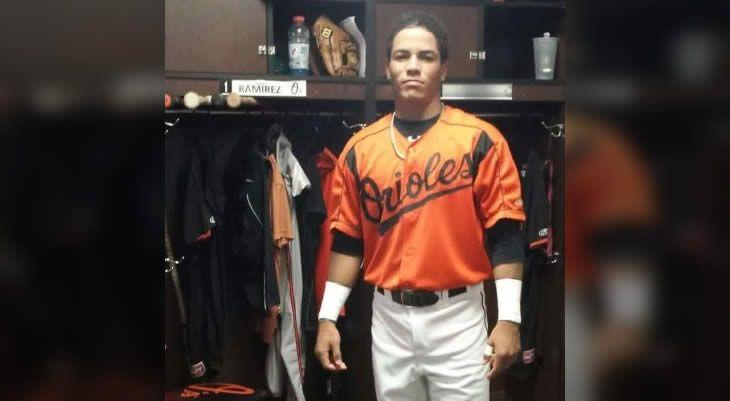 Falleció en un accidente de tránsito Ramón Ramírez,  jugador del cuadro de los Orioles de Baltimore.  Viajaba en una motocicleta al momento del accidente.  Ramírez murió al chocar la