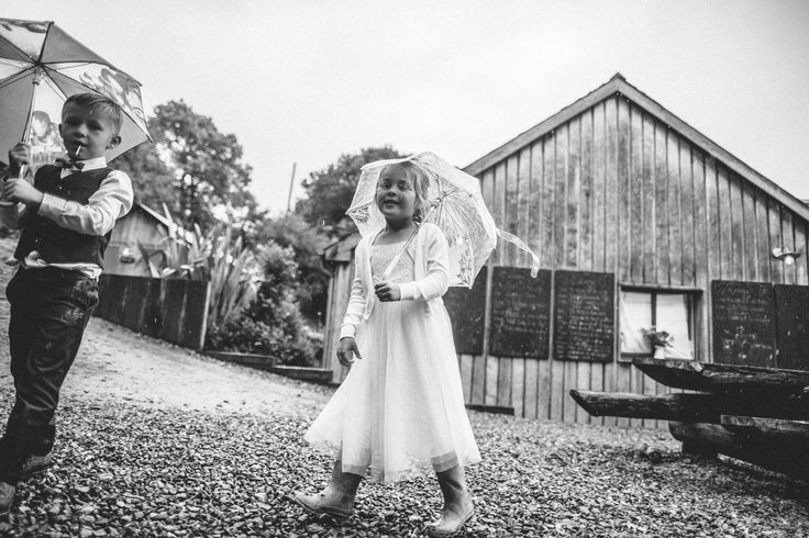 Wedding Photography at the totally awesome Fforest camp in Wales - Beeci & Matthew