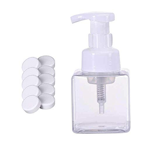Effervescent Tablets Hand Sanitizer Foam Portable Super Clean