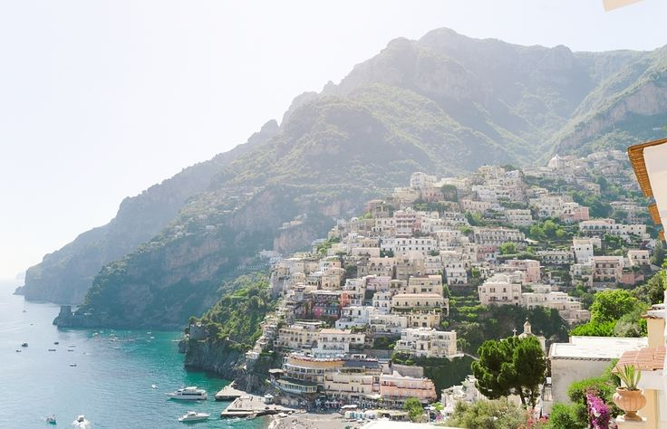 Italy. Positano.The perfect place for your wedding in Italy.