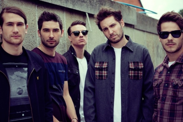 Tours, Triumphs and 2012 - You Me at Six