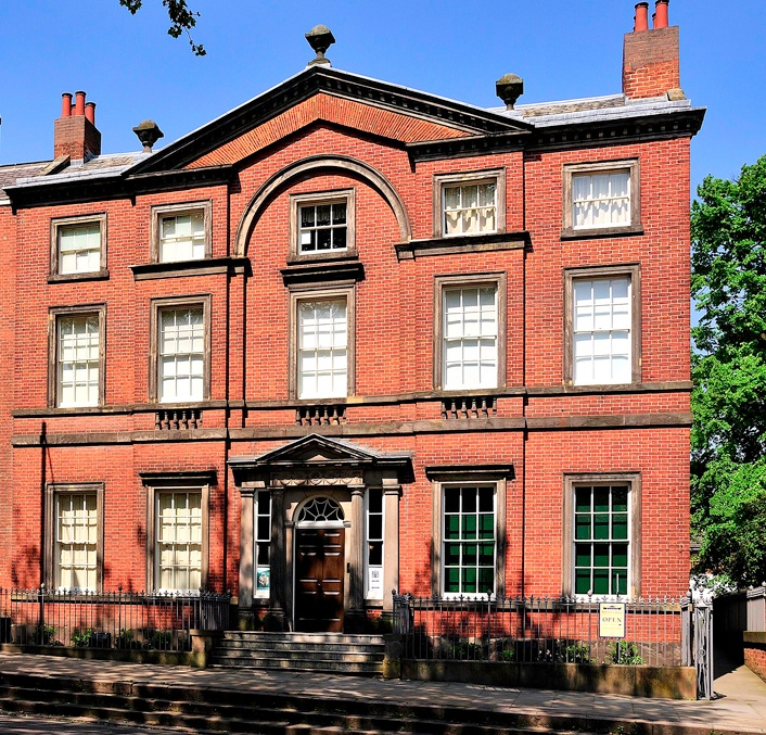 Derby Museums - Pickford's HouseMuseum