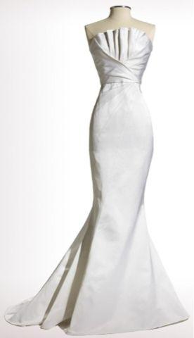 J. Mendel wedding dress