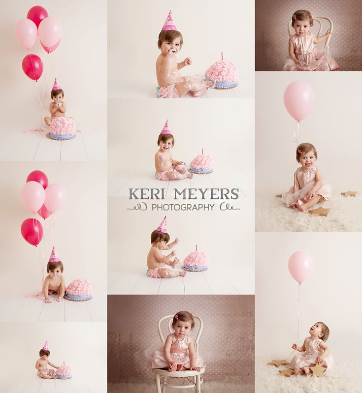 Cake Smash Session, Cake Smash Session Ideas, One Year Portrait Session, First Birthday Ideas, Phoenix Baby Photographer, Arizona Baby Photographer, Baby Girl First Birthday Photo Shoot Ideas,