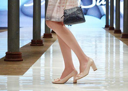 Kolekcja butów Apia ss17 pokaz mody Apia Stary Browar Poznan