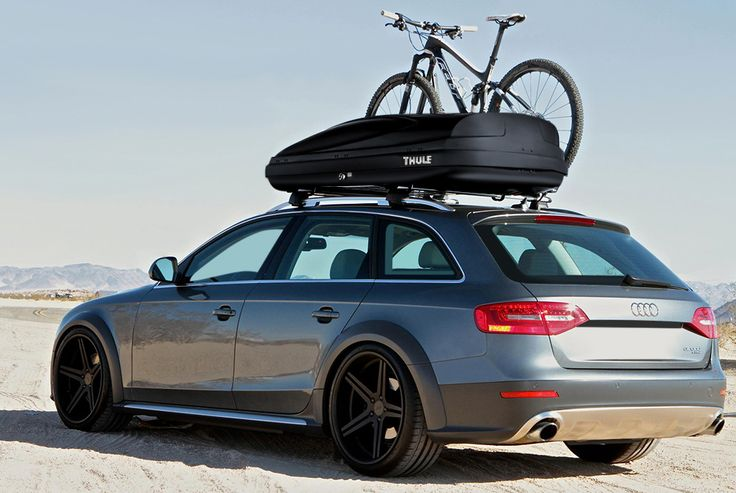 Thule Bike Carrier