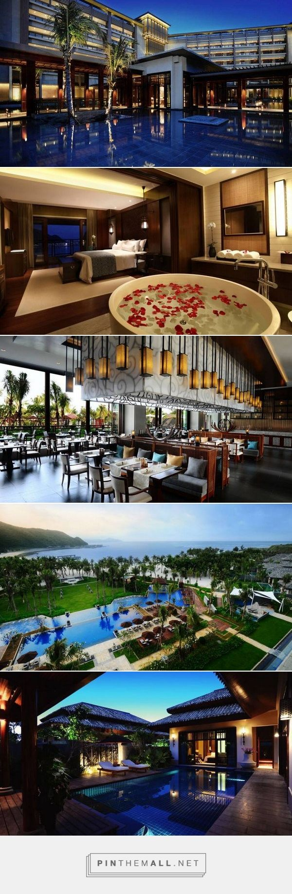 Anantara Sanya Resort and Spa, Hainan Island, China  #SanyaHeartstoHearts campaign started. Learn More at @visitsanya