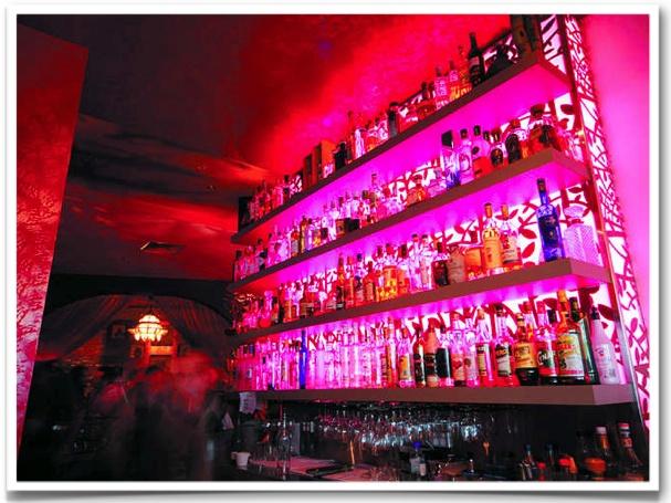 byblos bar & restaurant - portside wharf, 39 hercules st, hamilton