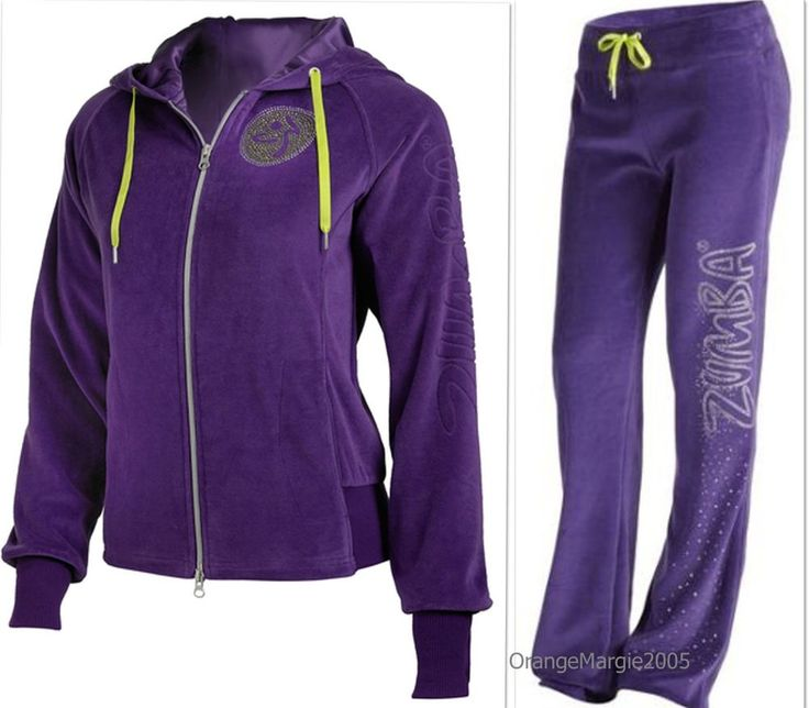 ZUMBA JACKET-HOODIE SWEATS-JUMPER & PANTS SET! (Purple) HARRODS UK & CONVENTION  #ZumbaFitness #HoodieJacketJumperSweatsPantsTracksuit