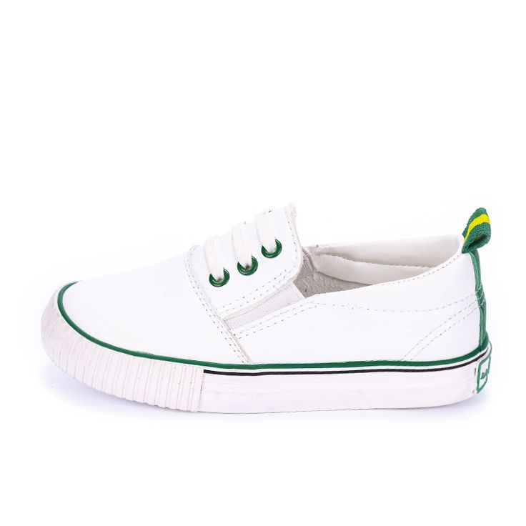 Yao Fei 2016 autumn new children's shoes for boys and girls casual shoes white shoes brands factory direct a generation of fat