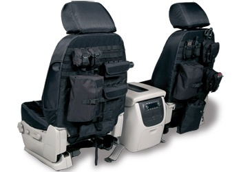 2003 Toyota Tundra Coverking Tactical Seat Covers