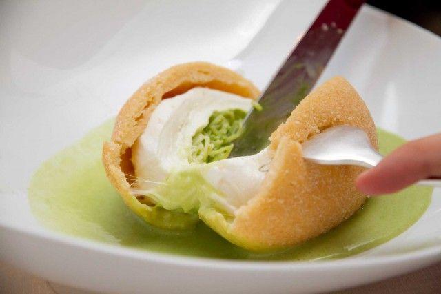 palla di mozzarella di Rosanna Marziale: la ricetta del piatto rifatto a Masterchef 4
