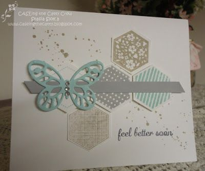 Stampin' & Scrappin' with Stasia: Love this Card!