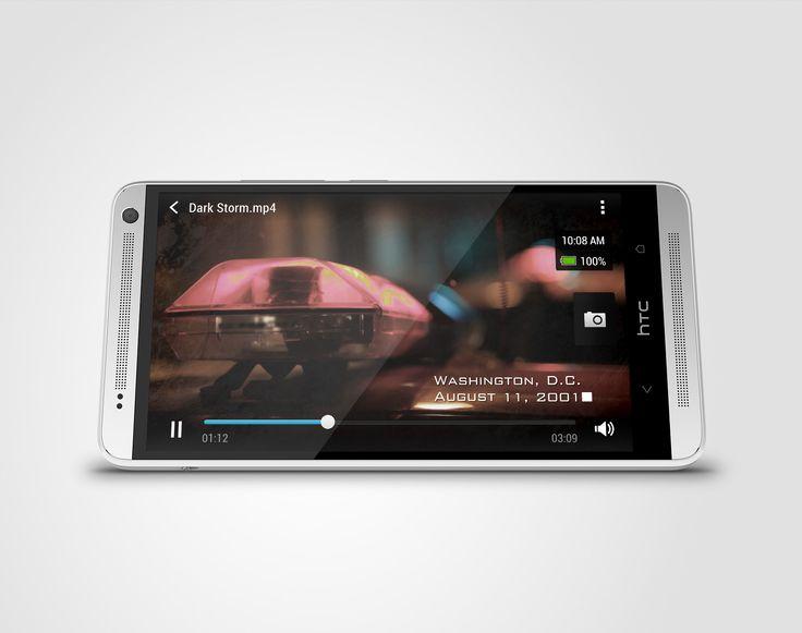 HTC ONE Max | 6 pollici e sensore delle impronte digitale