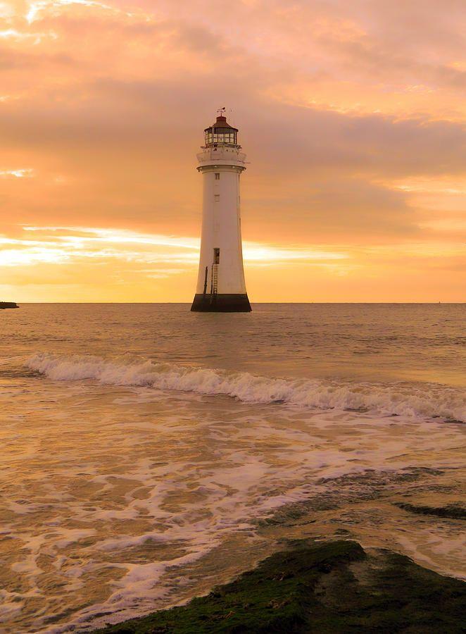 ✮ Perch Rock Lighthouse - New Brighton