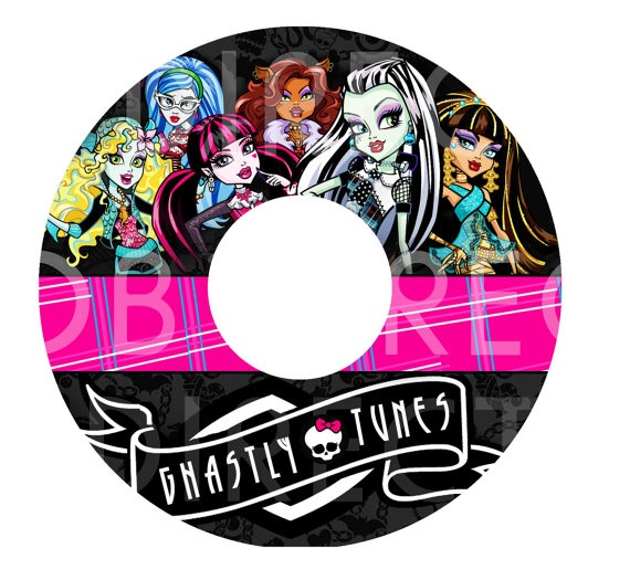 Best Monster High Party Ideas Images On   Birthdays
