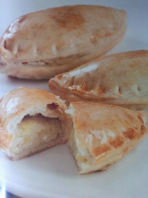 Recetas para tu Thermomix Empanadillas de puerro y queso