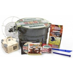 Bernardin Canning Starter Kit - w/Canner Golda's Kitchen