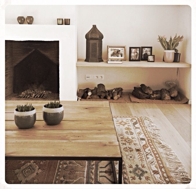 Modern Living with a Bohemian Touch